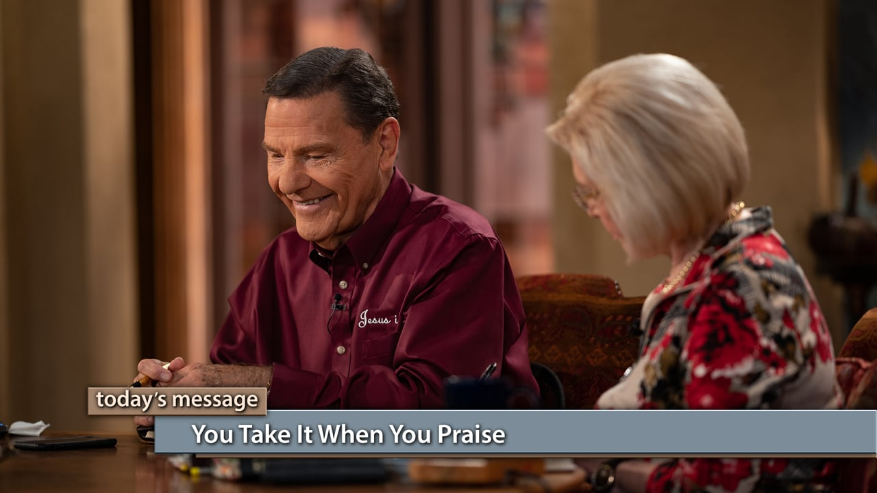 When will you receive the answer to your prayer? Watch Believer's Voice of Victory as Kenneth and Gloria Copeland teach you the role gratitude plays in receiving answered prayer. When you pray, believe you receive, then praise God--the manifestation is on its way. You take it when you praise!