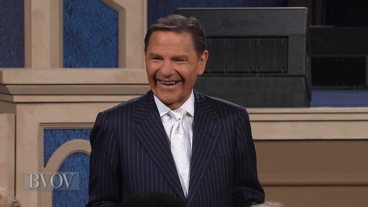 The power of life and death are in the power of the tongue. Today, on Believer's Voice of Victory, Kenneth Copeland explains how faith-filled words dominate. Make the decision to speak The WORD of God over your life.