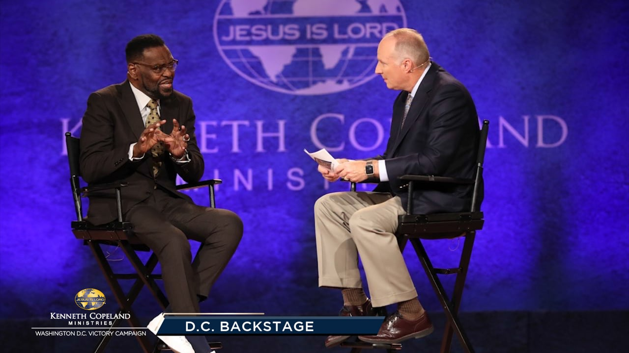 Join Tim Fox with guest Ps. Jerome Lewis (SOGM.org) from the 2019 Washington, D.C. Victory Campaign. Hear how leaving tradition behind changed his life! Meet Bishop Harry R. Jackson Jr. as he shares his passion for unity in the Church. One of the VICTORY Channel™ programmers, David Crank, shares his testimony.