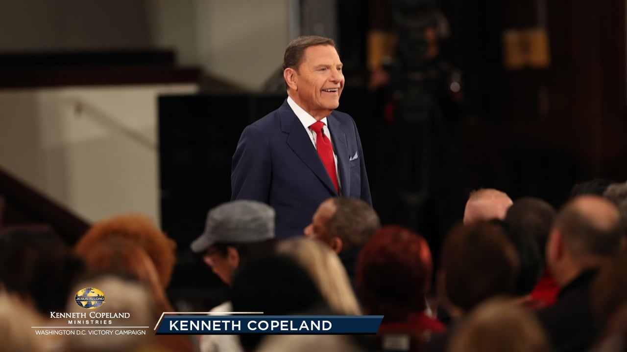 Kenneth Copeland continues teaching on covenant at the 2019 Washington, D.C. Victory Campaign. Did you know that Jesus is your blood Brother and you have the same spiritual DNA as He does? Learn how you can be totally persuaded in your covenant faith, just like Abraham was. Also, hear prophetic words for 2020.