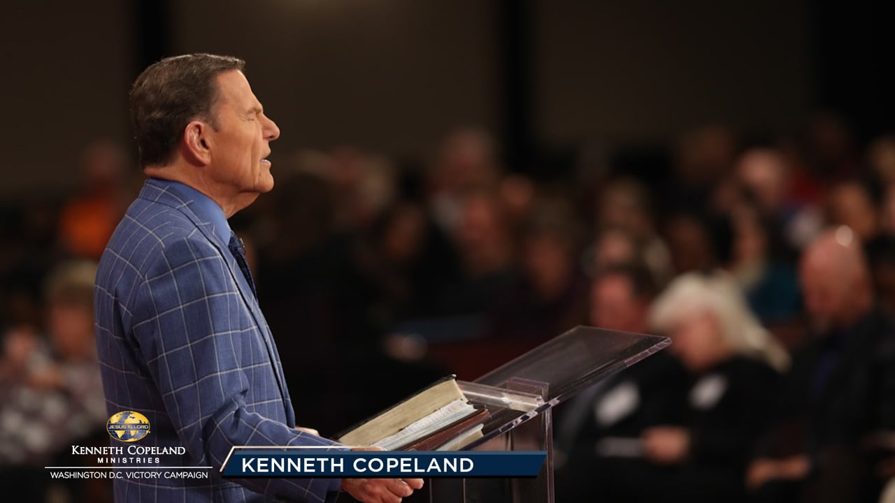 Because of what Jesus did for you, shouldn't you be healed today? Join Kenneth Copeland and Jerry Savelle for a powerful session of Healing School at the 2019 Washington, D.C. Victory Campaign. The Word of God heals people. Watch Jerry Savelle lay hands on people for total deliverance and let this be your day for healing.