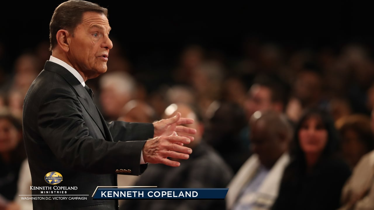 """Wealth and riches shall be in his house: and his righteousness endureth for ever"" (Psalm 112:3). At the 2019 Washington, D.C. Victory Campaign, Kenneth Copeland shares how you can have wealth, riches and still have your righteousness intact according to this scripture. God is always abounding toward you!"