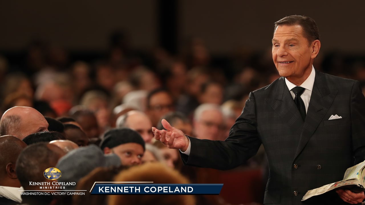 Do you know the most important fundamental of faith? Join Kenneth Copeland for the closing session of the 2019 Washington, D.C. Victory Campaign as he shares how you edify yourself to the point where you can believe you receive, call things that be not as though they were, and follow the move of God wherever He leads you. Praying before you do anything—that's the first wisdom of faith.