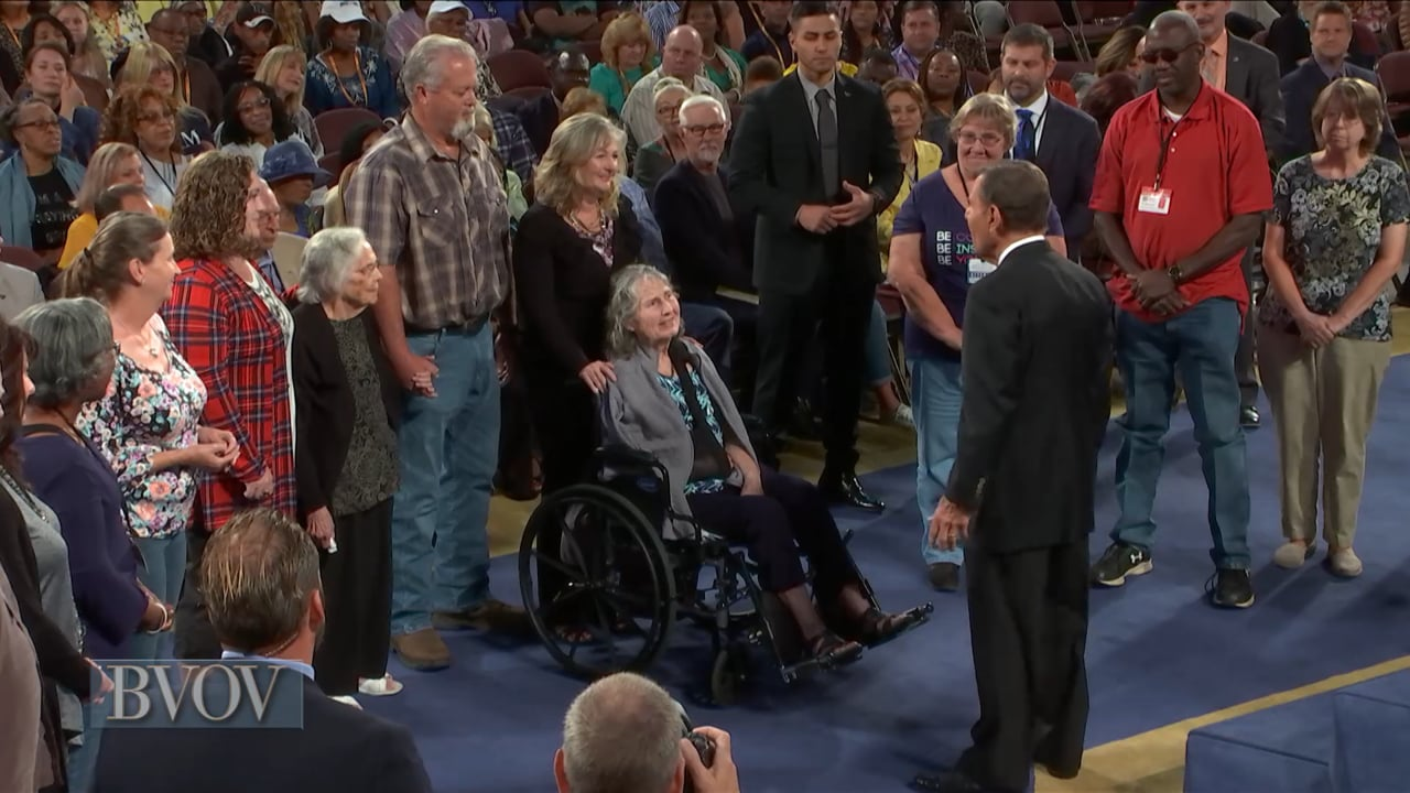 It's time to release your faith and take your healing! Watch Believer's Voice of Victory as Kenneth Copeland teaches you how the compassion of your Jesus is here to heal you. All you have to do is reach out and take it because Jesus heals them all!
