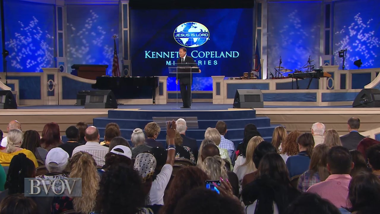 God doesn't heal the same way every time! Join Kenneth Copeland on Believer's Voice of Victory as he shares six different ways to receive healing. Learn how you can pursue, expect and receive the healing you need. No matter which way you receive, it is God's will for you to be healed!