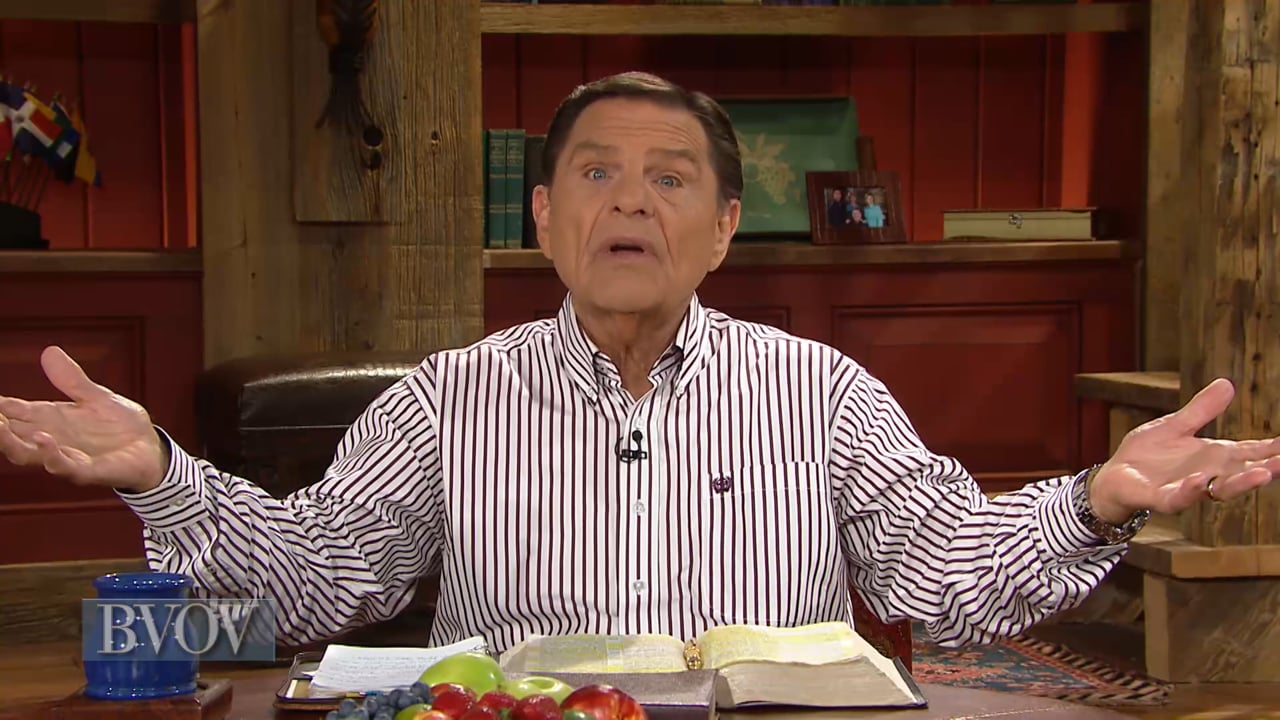 Have a problem? The answer is inside you! Join Kenneth Copeland on Believer's Voice of Victory as he teaches you why the Holy Spirit, the Greater One in you, is all you need to succeed in this life. Learn how to look on the inside—He is more than enough! This series was previously aired Sept. 12-16, 2016