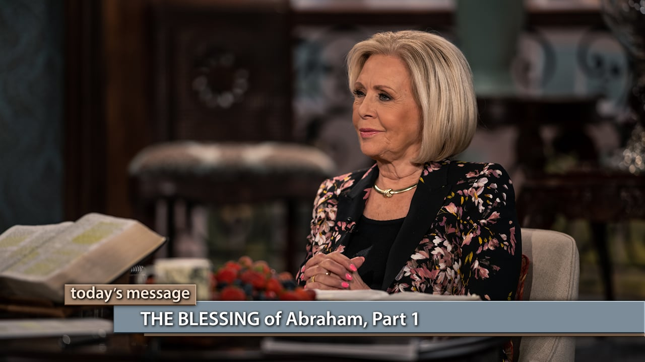 Join Gloria Copeland and George Pearsons on Believer's Voice of Victory as they teach you how the Garden of Eden is living on the inside of us, producing health, wisdom, revelation and joy. THE BLESSING of Abraham brings back to us the blessings of the Garden of Eden!