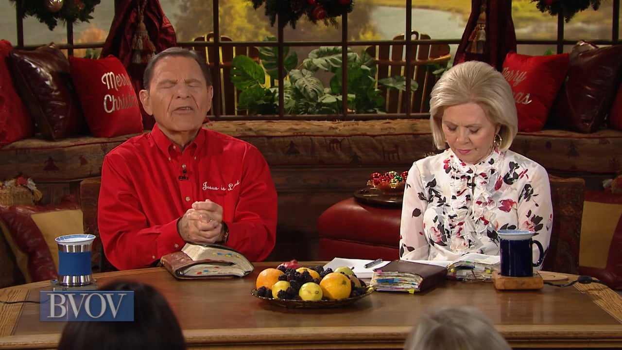 We are celebrating Christ Jesus! Join Kenneth and Gloria Copeland on Believer's Voice of Victory as they teach you why we celebrate the anointing that came at Christmas. Learn how everything Jesus did was under the Anointing power of God the Father and why that anointing is His Christmas gift to you!