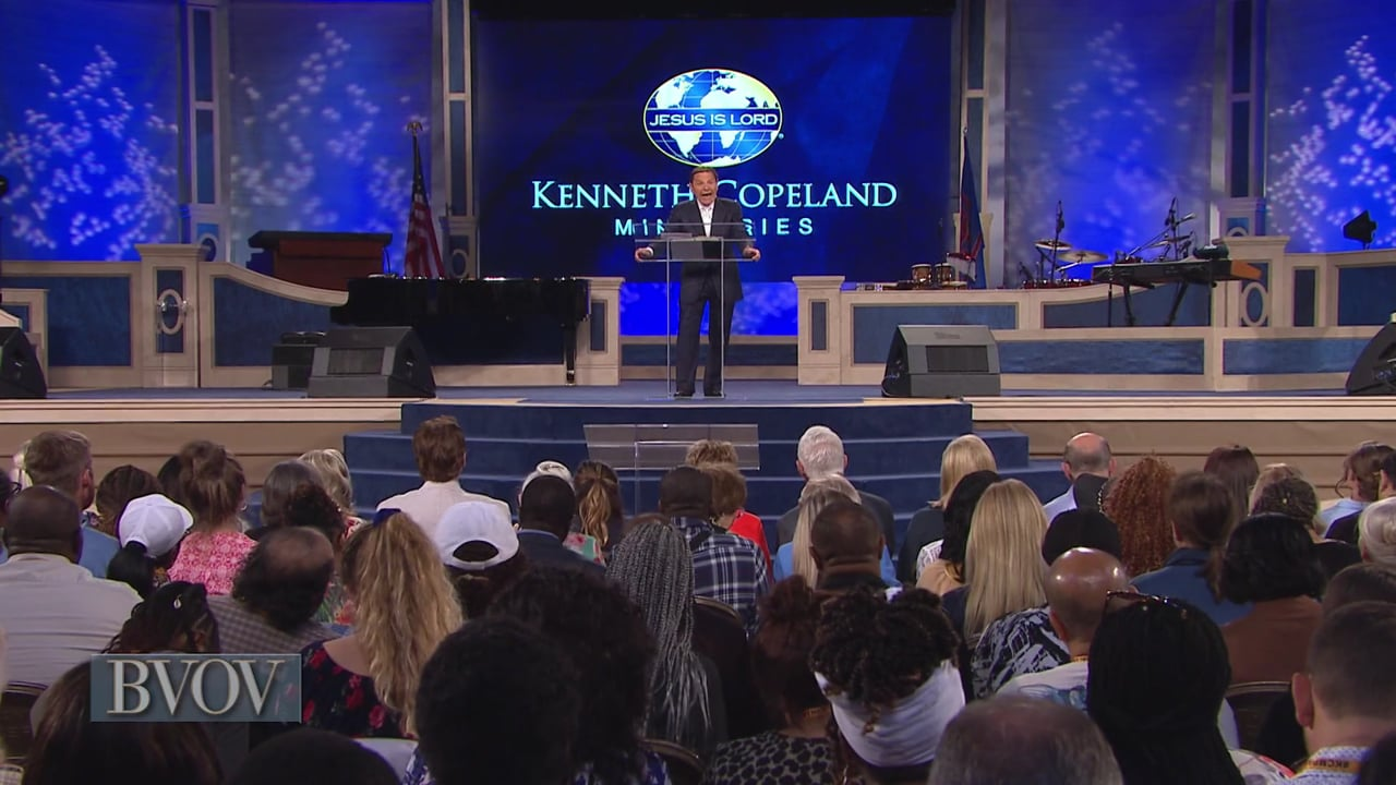 The Word reveals to us there are spiritual laws that govern the universe. Today, Kenneth Copeland shares on the laws that govern increase and how to use them on purpose.