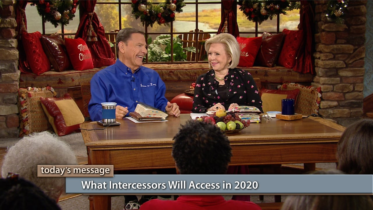 Happy New Year! Join Kenneth and Gloria Copeland on Believer's Voice of Victory as they explain why those who are committed to prayer will see powerful manifestations, signs and wonders in the new year. Learn what intercessors will access in 2020 and how you can become the kind of pray-er who will be part of this exciting time!