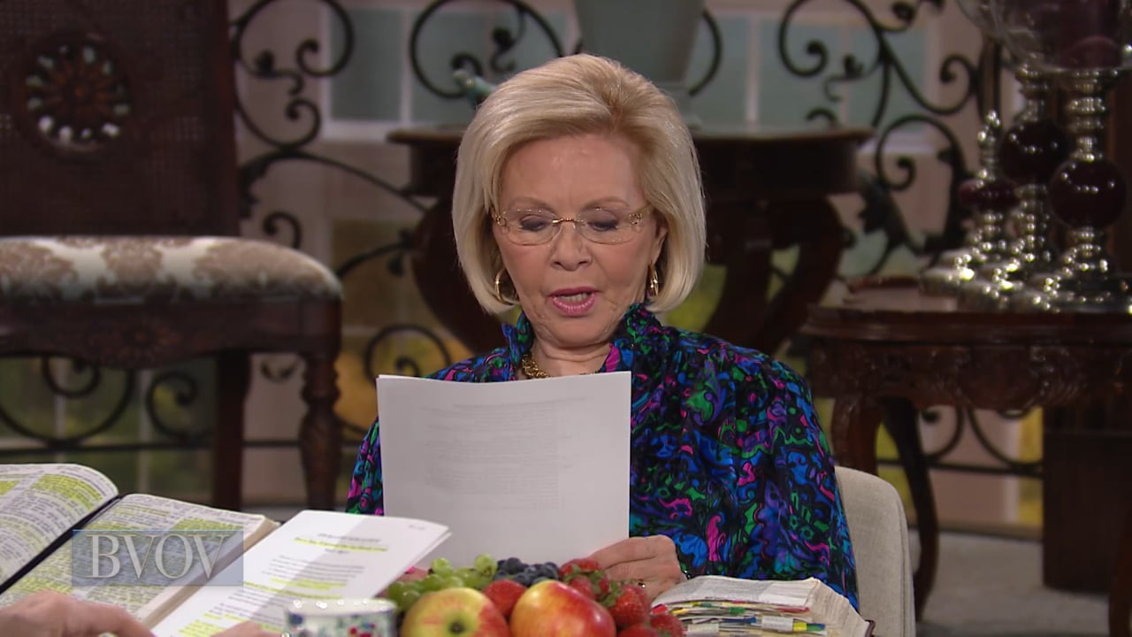 Watch Believer's Voice of Victory as Gloria Copeland and George Pearsons share the process for receiving what you need financially from God. Learn how to make withdrawals from your heavenly account with these simple steps, and never go without again!