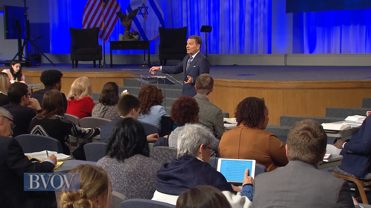 Join Kenneth Copeland on Believer's Voice of Victory as he teaches you why you can only access the force of faith in the spirit realm—not in the natural realm. Learn what you have to do with your mind, and how you can always put the spirit realm first to access the faith of God.