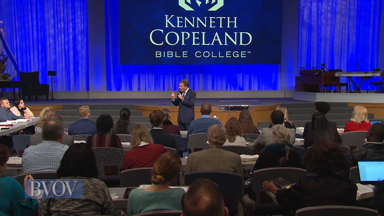 Are you pointing fingers? Watch Believer's Voice of Victory as Kenneth Copeland shares why playing the blame game will hinder your faith. Learn to remember that faith works by love, so if you want to see miracles—forgive!