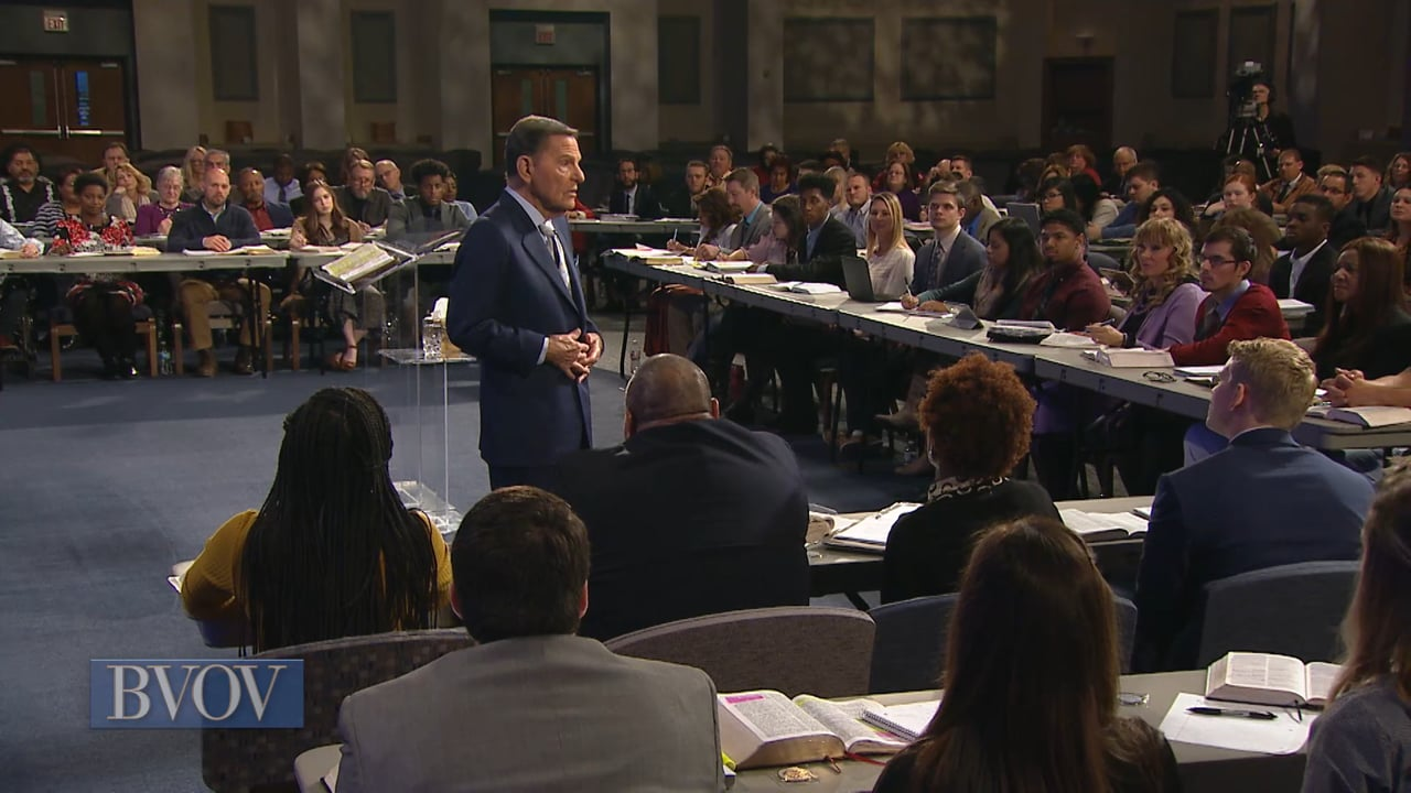 You can't call the cat and get the dog! Join Kenneth Copeland on Believer's Voice of Victory as he explains why if you call things the way they are, they'll stay the way they are. To get what you want, you have to speak what you want to come to pass—in line with God's covenant with you—before you see it!