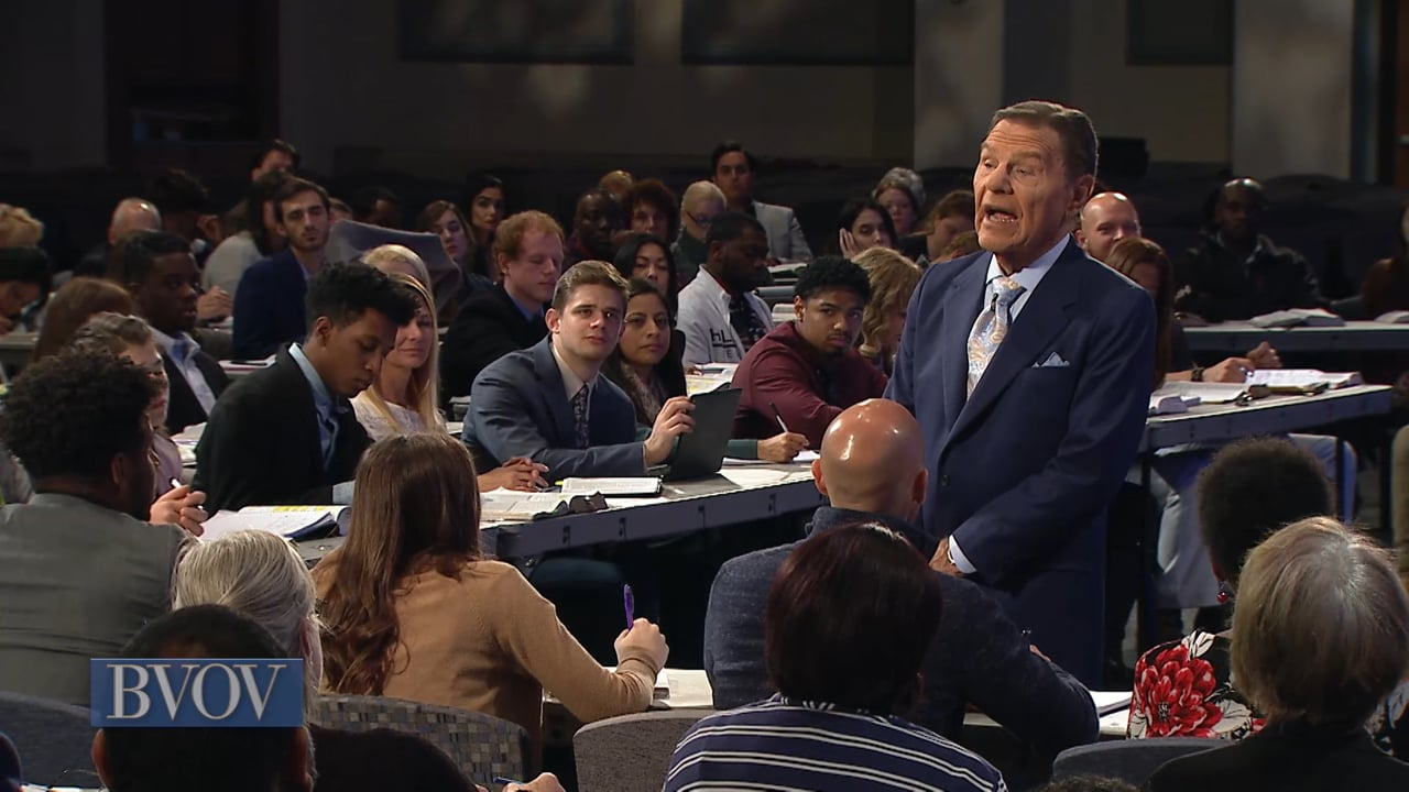 Watch Believer's Voice of Victory as Kenneth Copeland teaches you how to live in the covenant by calling things that be not as though they are in your life. Learn why the indisputable key to faith is calling yourself well while you're still sick, or calling yourself debt-free before the debt is gone. What do you call yourself?