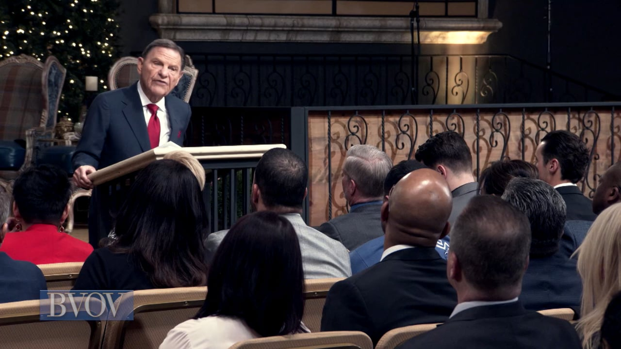 Watch Kenneth Copeland on Believer's Voice of Victory as he teaches you where in the Bible you can see and read for yourself that it's covenant day—the day the original Love-based, Love-thought-of, Love-organized plan was set in motion. It's your everlasting covenant with God, and it's still in place for you!