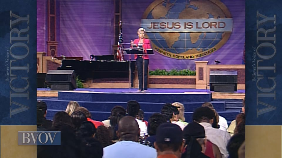 Sickness, disease and mental illness do not belong to you in God's no-fail plan for health and healing! Join Gloria Copeland on Believer's Voice of Victory as she teaches you how to resist the curse to take your healing. Don't buy into the lie—you don't have to tolerate any pain or illness in your life, because Jesus already delivered you from these things more than 2,000 years ago!