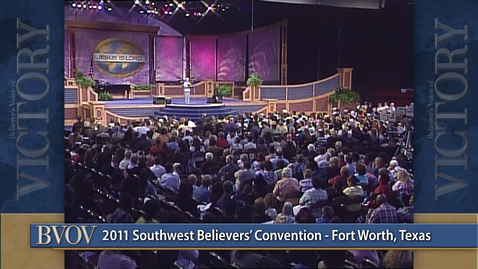 You don't have to go wherever life takes you—you can set your course for healing and long life! Watch Believer's Voice of Victory as Gloria Copeland shares how this one decision will cause you to rarely experience a symptom in your body. In God's no-fail plan for health and healing, the decision between living under the curse or THE BLESSING is yours!