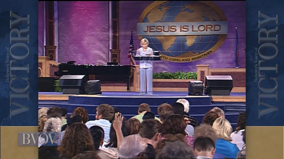 Watch Believer's Voice of Victory as Gloria Copeland explains why you can't wait for God to heal you—you have to stand your ground and TAKE your healing. Learn how to pray, believe and then take your healing through your words and God-given authority. It's all part of God's no-fail plan for health and healing!