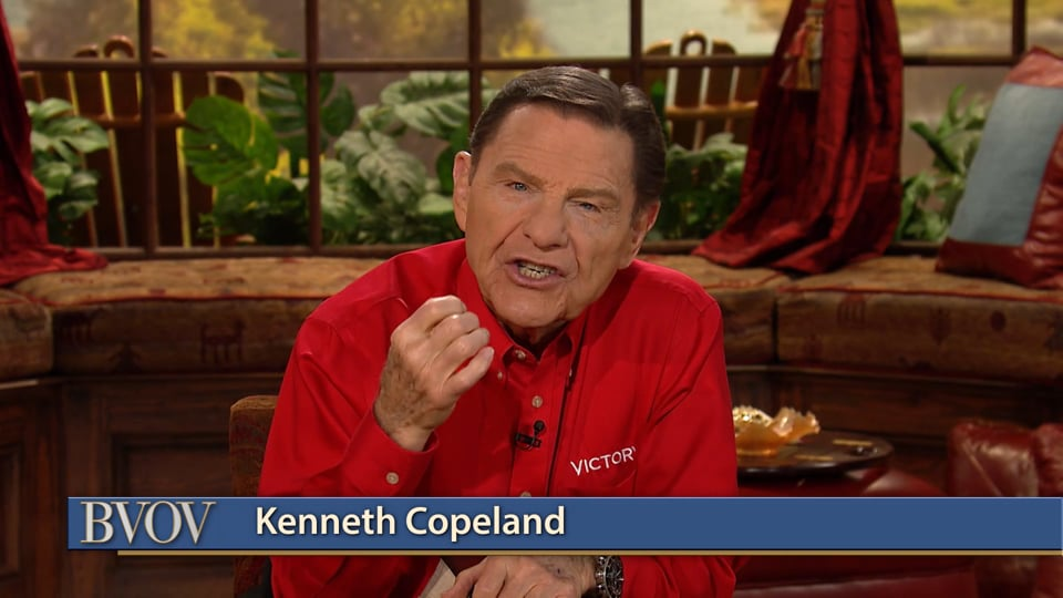 Watch Kenneth Copeland on Believer's Voice of Victory as he explains the meaning of a Hebrew covenant and the significance of a blood covenant. Jesus Christ was made a curse for us and became our blood Brother through God's covenant with us. There's power in the blood covenant!