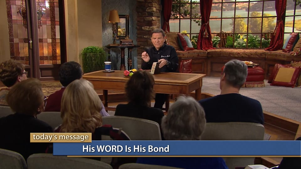 Every promise you see in the Bible is God's unbreakable promise to you! Watch Believer's Voice of Victory as Kenneth Copeland details how God entered into covenant with man and why you can be confident that His WORD is His bond. You can have full confidence in the blood covenant of God!