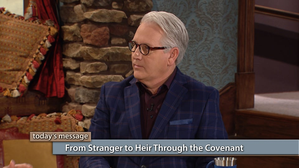 God is a covenant-making God! Watch Kenneth Copeland and Greg Stephens on Believer's Voice of Victory as they talk about the first blood ever shed in the history of man. Discover the protection your covenant provides when you choose THE BLESSING, and how to go from stranger to heir through the covenant of promise.
