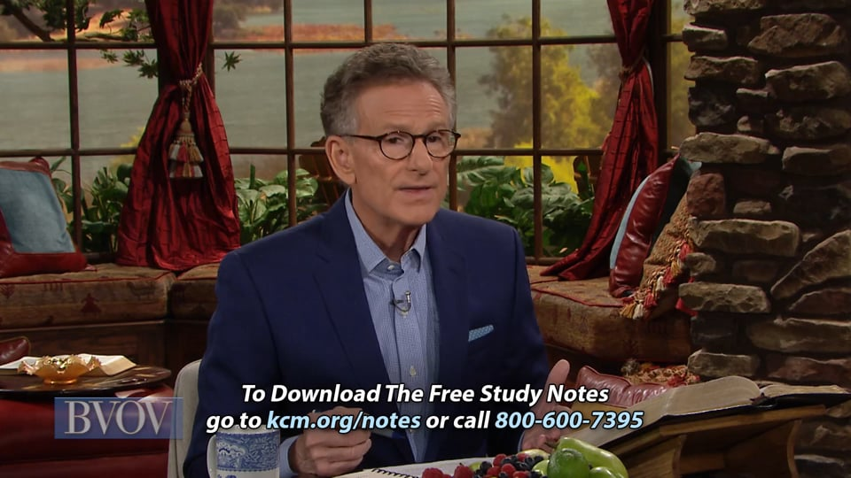 God has a covenant love for you—and He wants to give you everything you need! Watch Believer's Voice of Victory as Gloria Copeland and George Pearsons share how God wants to bless His covenant people with abundance. When you turn toward God with your need, He'll turn toward you with His covenant of wealth!