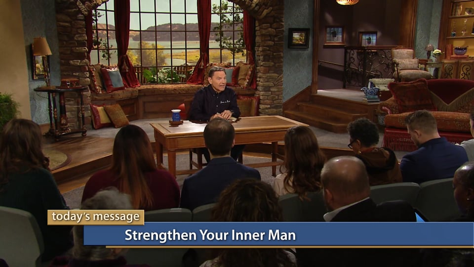 Do you wait for a crisis to start building spiritual muscle? Find out why that will never work on Believer's Voice of Victory, as Kenneth Copeland shares the importance of training your born-again spirit in advance. You'll learn to strengthen your inner man by filling up on The WORD. The Bible is the truth and it can be trusted. Now train your spirit to believe it!This series was previously aired March 11-15, 2019.