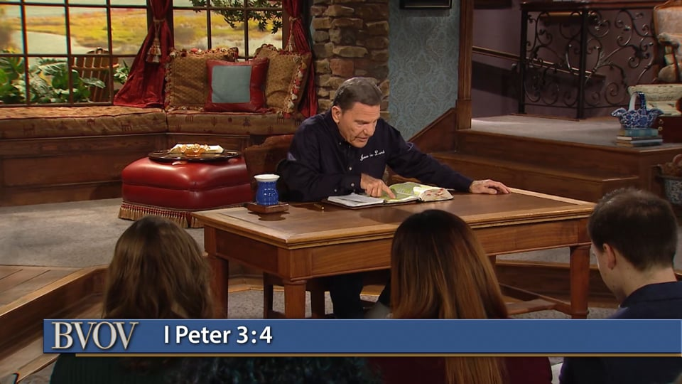 If you're looking for answers from your friends or on the internet—you're looking in the wrong places! Watch Believer's Voice of Victory, as Kenneth Copeland teaches you how to train your born-again spirit to hear the voice of the Holy Spirit every day and in every situation. The answers to every problem are in your born-again spirit!This series was previously aired March 11-15, 2019.