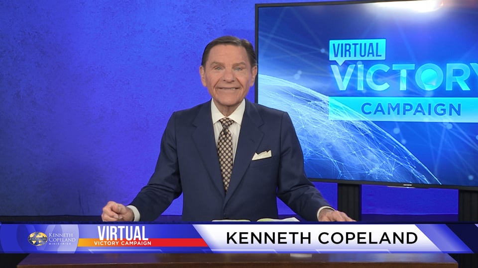 Join Kenneth Copeland at the 2020 Virtual Victory Campaign as he reveals the power of partnership. This is the day of increase; a coming together in the same endeavor. That's a picture of partnership. When God calls you to partner with a ministry, it creates a brand-new anointing to fulfill His divine plan!