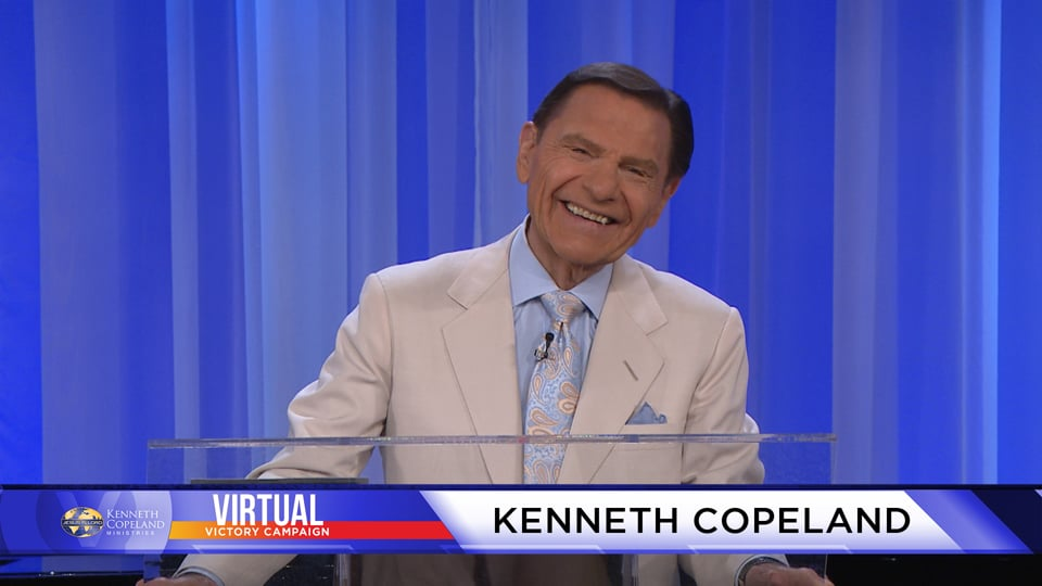 "At the 2020 Virtual Victory Campaign, Kenneth Copeland teaches the difference between willingness and obedience. Isaiah 1:19 says, ""If ye be willing and obedient, ye shall eat the good of the land."" An unwilling heart is always fear-based and sows sparingly. Learn how to experience the goodness of God."