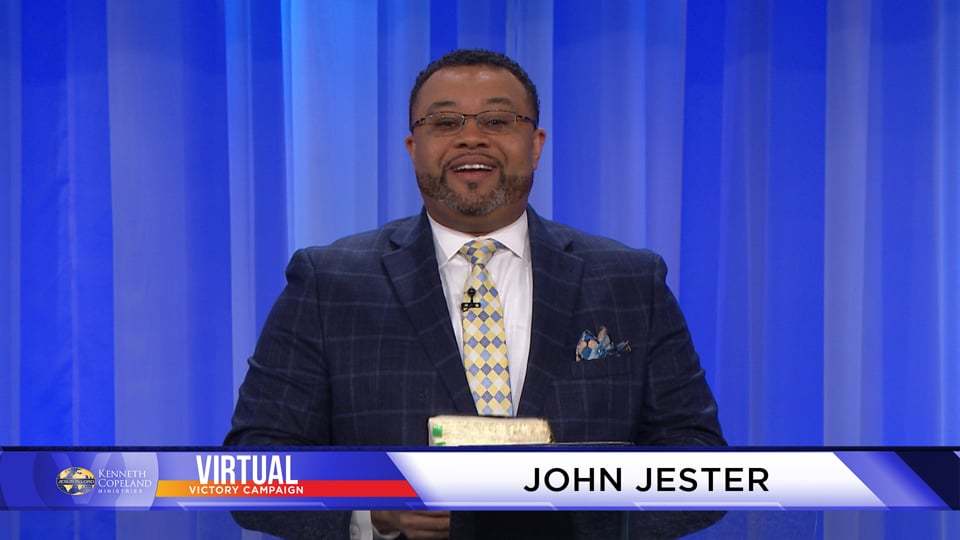 Did you know you have a covenant of multiplication? At the 2020 Virtual Victory Campaign, Ps. John Jester shares how multiplication is a right of your position in Christ. You became BLESSED the moment you got born again and it is now your nature. You're already empowered to increase. It's in your DNA!