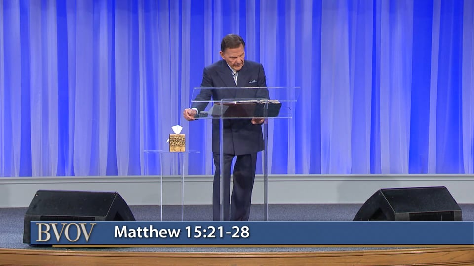 If you need healing, know that faith in chesed makes you whole! Watch Believer's Voice of Victory as Kenneth Copeland teaches why we must receive God's chesed, or covenant mercy, by faith. You can have faith for healing or any other need because Jesus has already done everything for you to receive. All you have to do is take it!