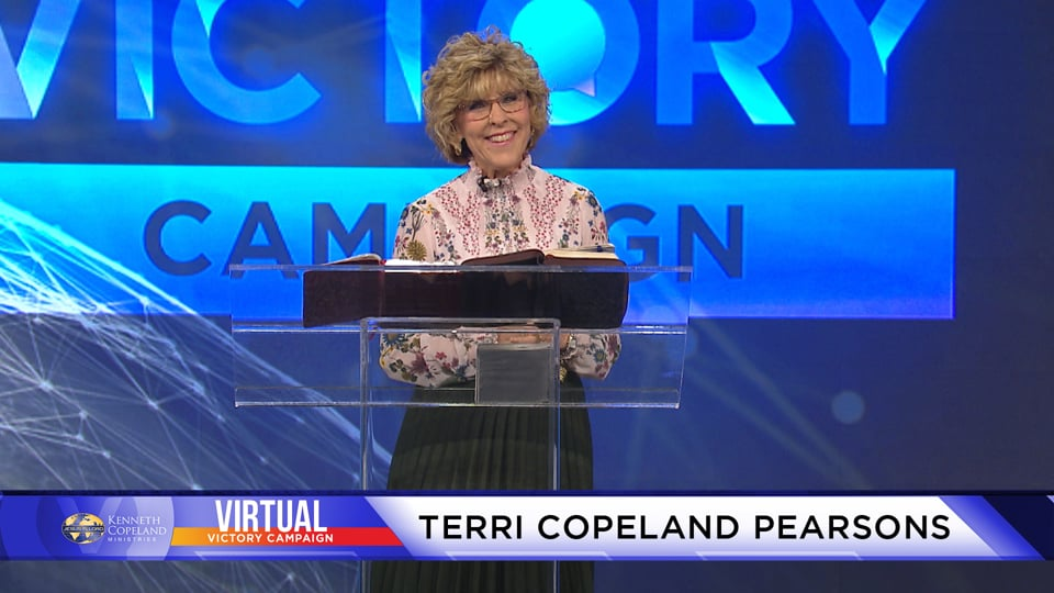 At the 2020 Virtual Victory Campaign, Ps. Terri Copeland Pearsons teaches about the gifts given by God to equip us for the greater works Jesus spoke about. They were sent to mature the Body of Christ and bring us into the unity of the faith and the free flow of grace. They are helping us look like Jesus!