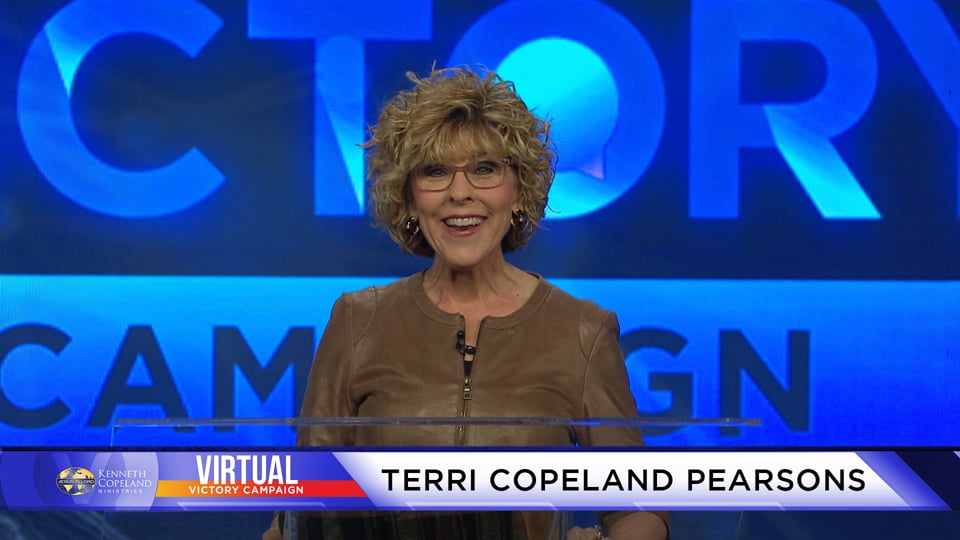 Hear Ps. Terri Copeland Pearsons at the 2020 Virtual Victory Campaign as she teaches about the ministry gifts given for the perfecting of the saints. Grace and impartation come through these gifts, as they minister the Word of God, that impact the spiritual complexion of our country and world!