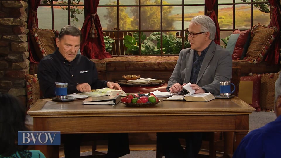 Was there more than one Passover in the Bible? Join Kenneth Copeland and professor Greg Stephens on Believer's Voice of Victory as they discuss the deep symbolism of the Last Supper, the Feasts of The LORD and other events in the Bible. Learn how the story of Redemption is displayed in many Passovers throughout the Bible and what the covenants of promise mean for you.