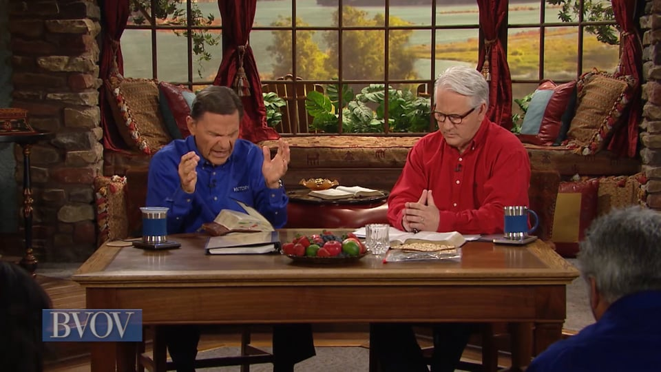 Watch Believer's Voice of Victory as Kenneth Copeland and professor Greg Stephens teach how you have been grafted into the covenant promises. Learn the symbolism behind the time Jesus cleansed the Temple, and then taught on how to have faith in God and forgive. This is for you today!