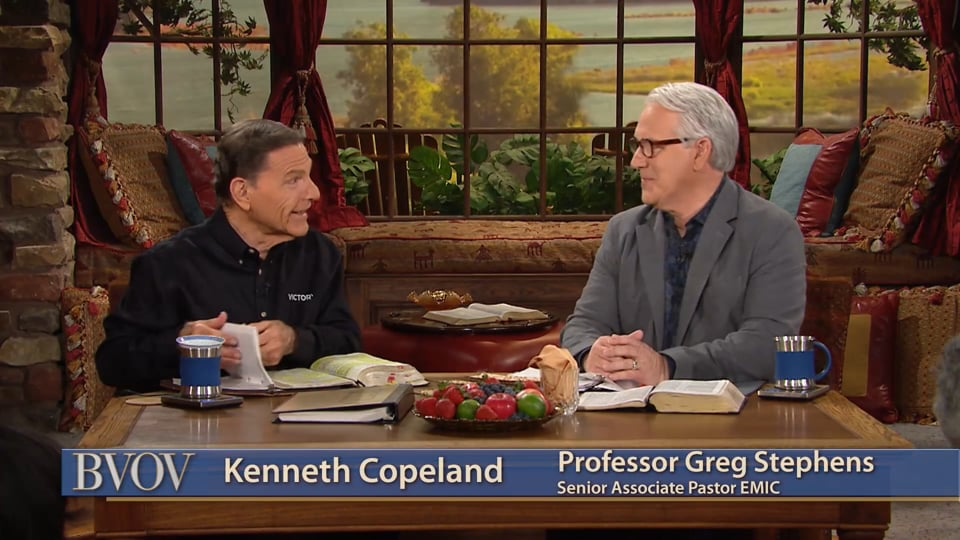 Was there more than one Passover? Watch Believer's Voice of Victory as Kenneth Copeland and professor Greg Stephens walk through the third and fourth Passovers of Jesus, what they symbolize, and how they ultimately point to Jesus as the true Bread of Life.