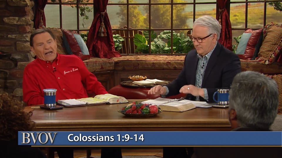 Your covenant with God never ends! Watch Believer's Voice of Victory as Kenneth Copeland and professor Greg Stephens teach you how to fully tap into the everlasting covenant. Everything Jesus bought and paid for on the cross belongs to you forever!