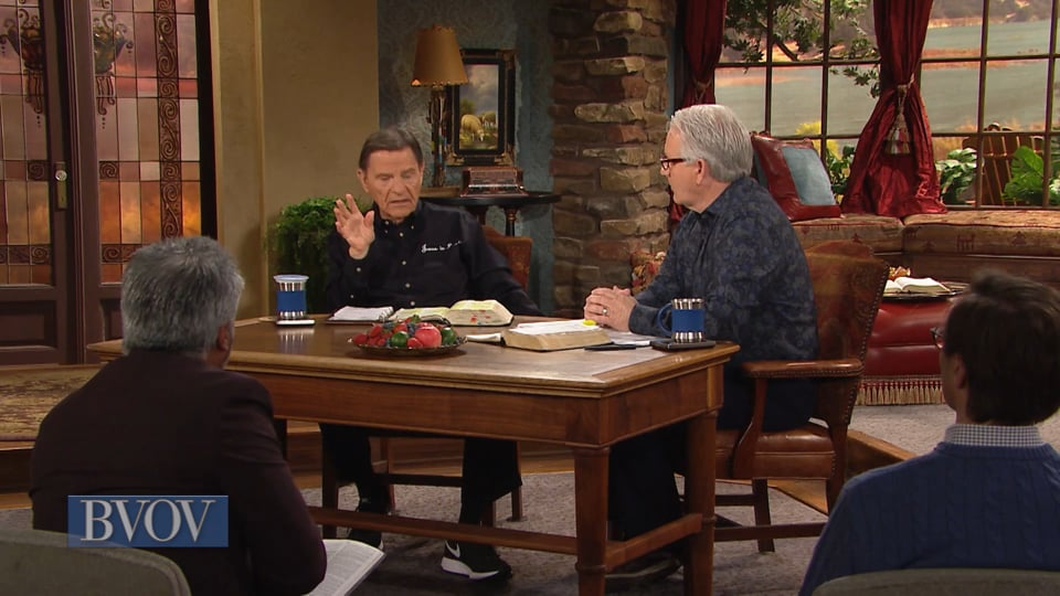 Watch Kenneth Copeland and professor Greg Stephens on Believer's Voice of Victory as they share why Jews and gentiles are two covenant people who were joined together in one Body. As a Christian, you are now in Christ Jesus and have access to everything He died to give you.