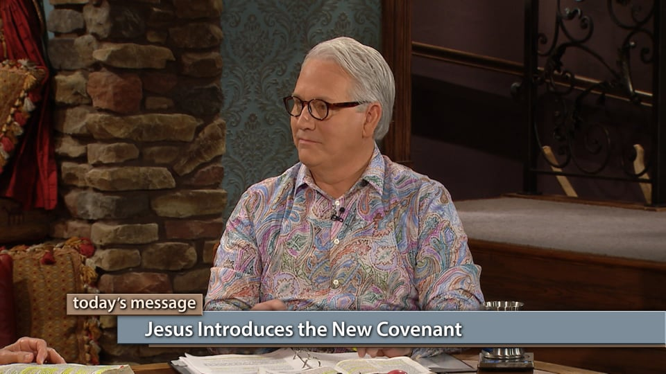Watch Kenneth Copeland and professor Greg Stephens on Believer's Voice of Victory as they share in the Bible where Jesus introduces the new covenant. Learn how you are made righteous, and why we can only live in the covenant by faith.