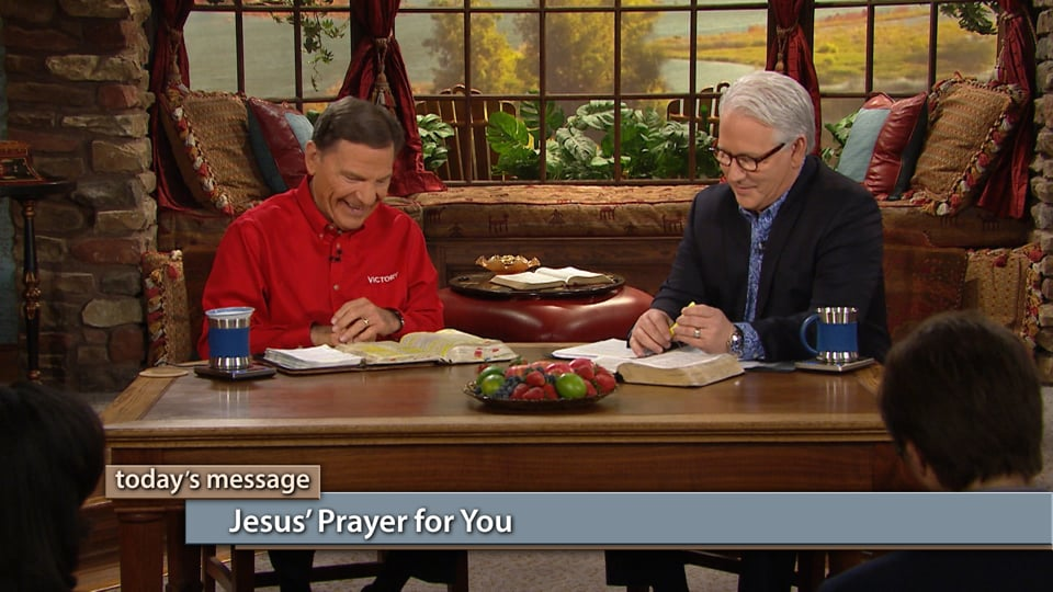 Watch Believer's Voice of Victory as Kenneth Copeland and professor Greg Stephens teach you how God is not looking for servants, He's looking for sons. Learn what Jesus' prayer for you was the day of the Last Supper.