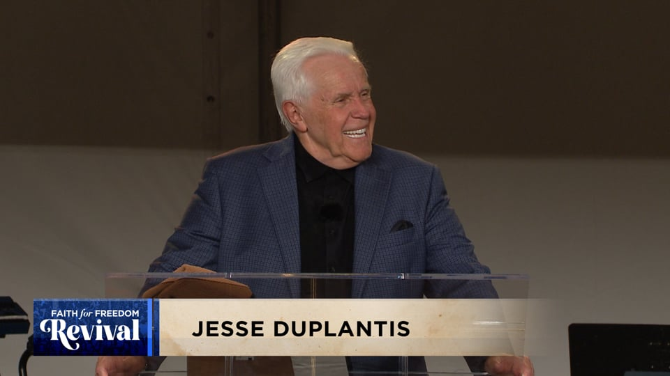 Timid people in the book of Acts, including the apostles, became strong. Why? Revival! At the 2020 Faith for Freedom Revival, Jesse Duplantis teaches how to begin and sustain true revival. You can't expect the fruit of revival without cultivating the root of it; meeting needs by the spirit of faith and love!