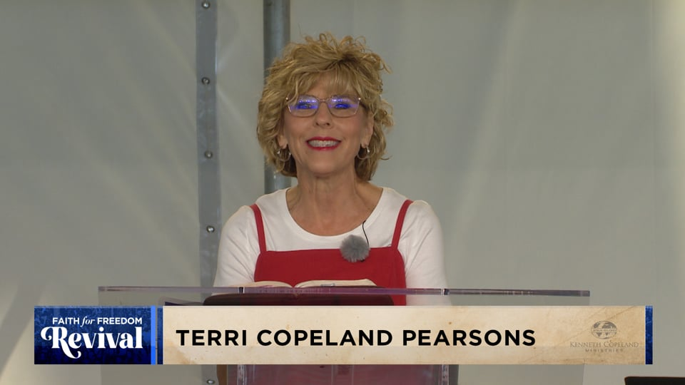 At the 2020 Faith for Freedom Revival Ps. Terri Copeland Pearsons talks about the need for repentance in this crucial hour. The Christian life is a series of repentance, not walking in guilt and shame but a revelation of being more like Jesus. When you turn from your ways to His ways, He gets involved!