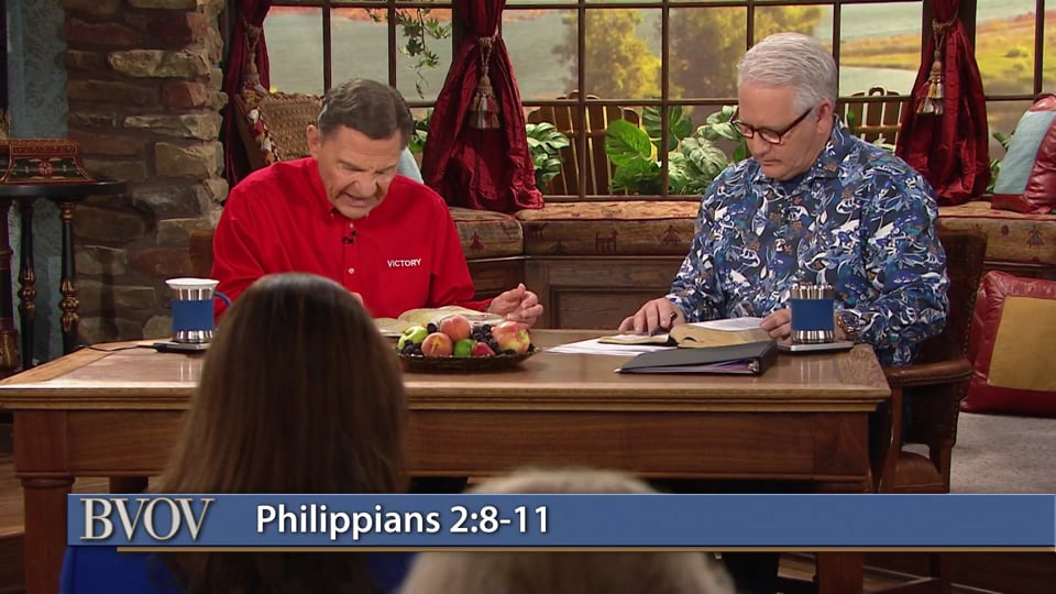 It's just as easy for Jesus to heal you as it was for Him to save you! Join Kenneth Copeland and professor Greg Stephens on Believer's Voice of Victory as they discuss how putting your healing covenant into action comes from developing an arsenal of faith to fight every part of the curse that tries to come on you. Healing is your covenant right!