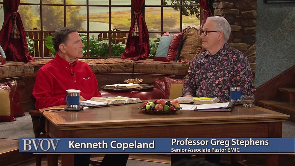Your angels are waiting for you! Watch Believer's Voice of Victory as Kenneth Copeland and professor Greg Stephens explain why activating your covenant puts angels to work when you speak faith-filled words. Hear exciting testimonies of angels at work on behalf of the covenant!