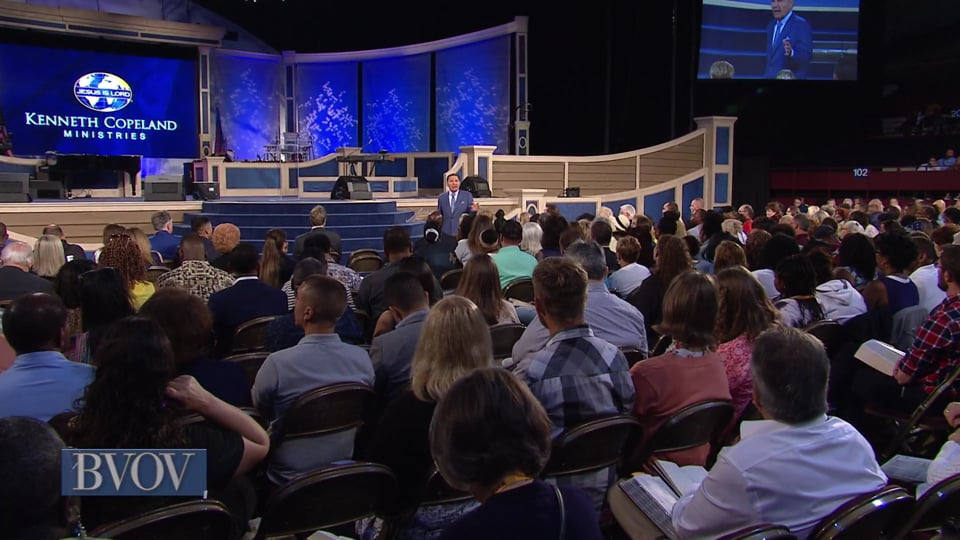 Your words are spiritual weapons! Watch Kenneth Copeland on Believer's Voice of Victory as he shares that you can't change spiritual laws, but you can change your words to change your outcome. Learn to follow the psalmist in Psalm 91 and speak only what you want to come to pass. Faith words turn your victory loose!