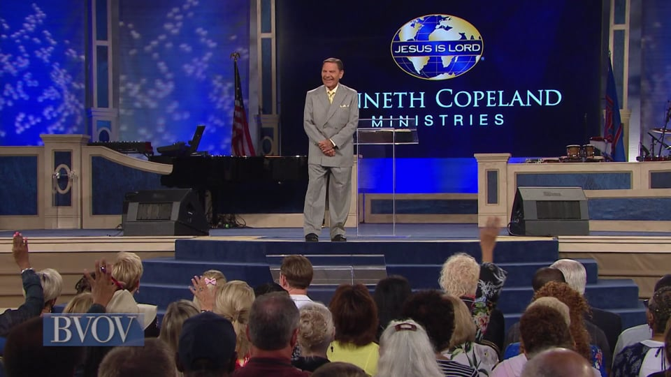 If you're born again, you don't have to look very far to find everything you need! Watch Believer's Voice of Victory as Kenneth Copeland reveals the keys to living your life from the inside out. Learn to access the kingdom of God from within because faith and victory are inside you!