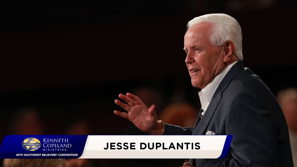 "Join Jesse Duplantis at the 2020 Southwest Believers' Convention as he challenges the Church to walk on untrodden ground and take territory for the kingdom of God. Are you in ""acquisition mode""? God requires us to walk in what He's already given. Why are you waiting for what's already yours? This is your time!"