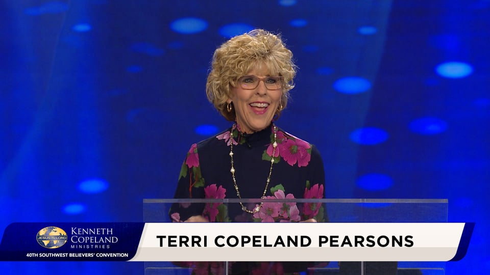 Sin is the only problem that has ever been! At the 2020 Southwest Believers' Convention, Ps. Terri Copeland Pearsons shares how the blood of Jesus wiped out sin. How do you know who you are? By looking at Jesus! Who He is has made you who you are. Christ in you, yet you are in Christ—the hope of glory!